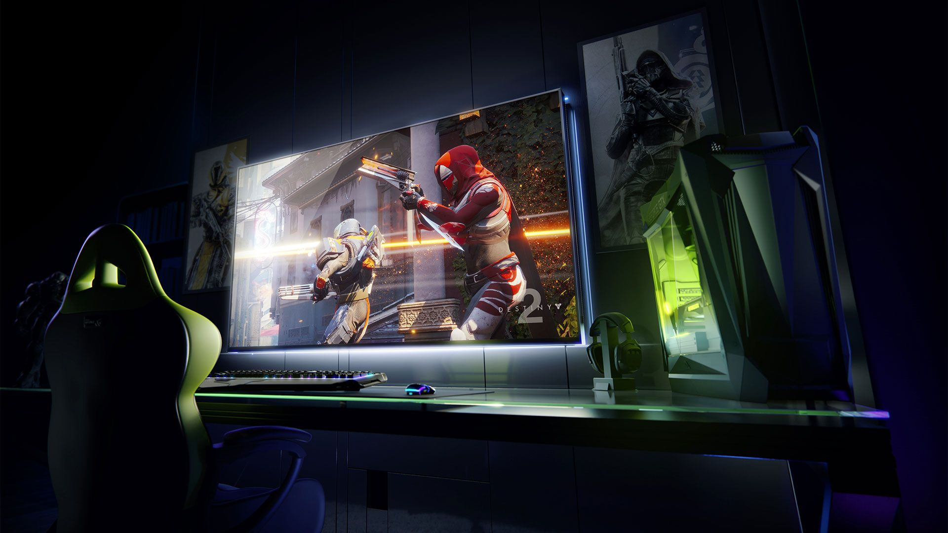 nueva línea de monitores