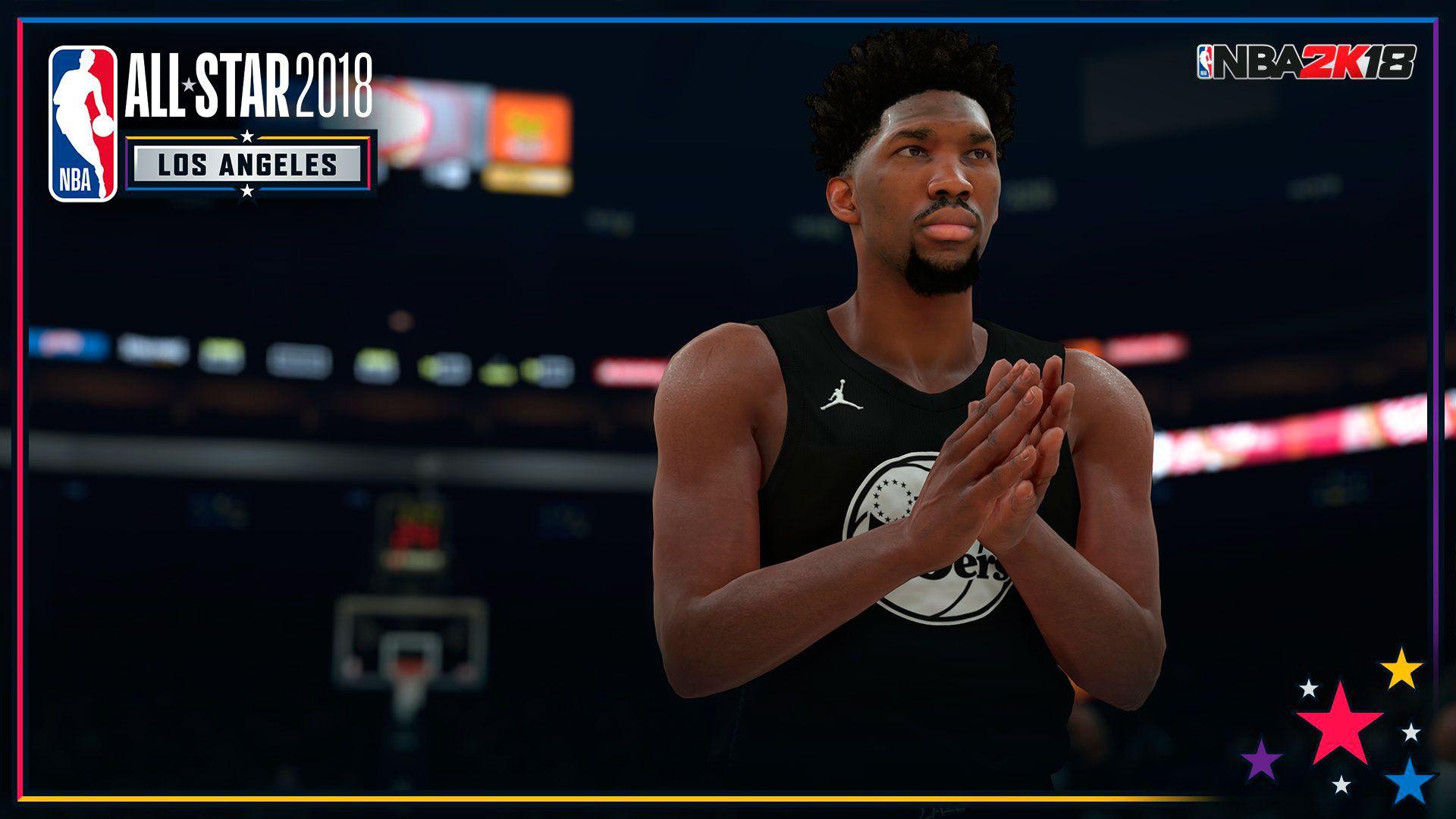 NBA 2K18 All-Star