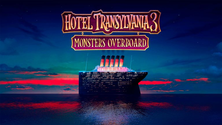 Hotel Transilvania 3: Monstruos a Bordo