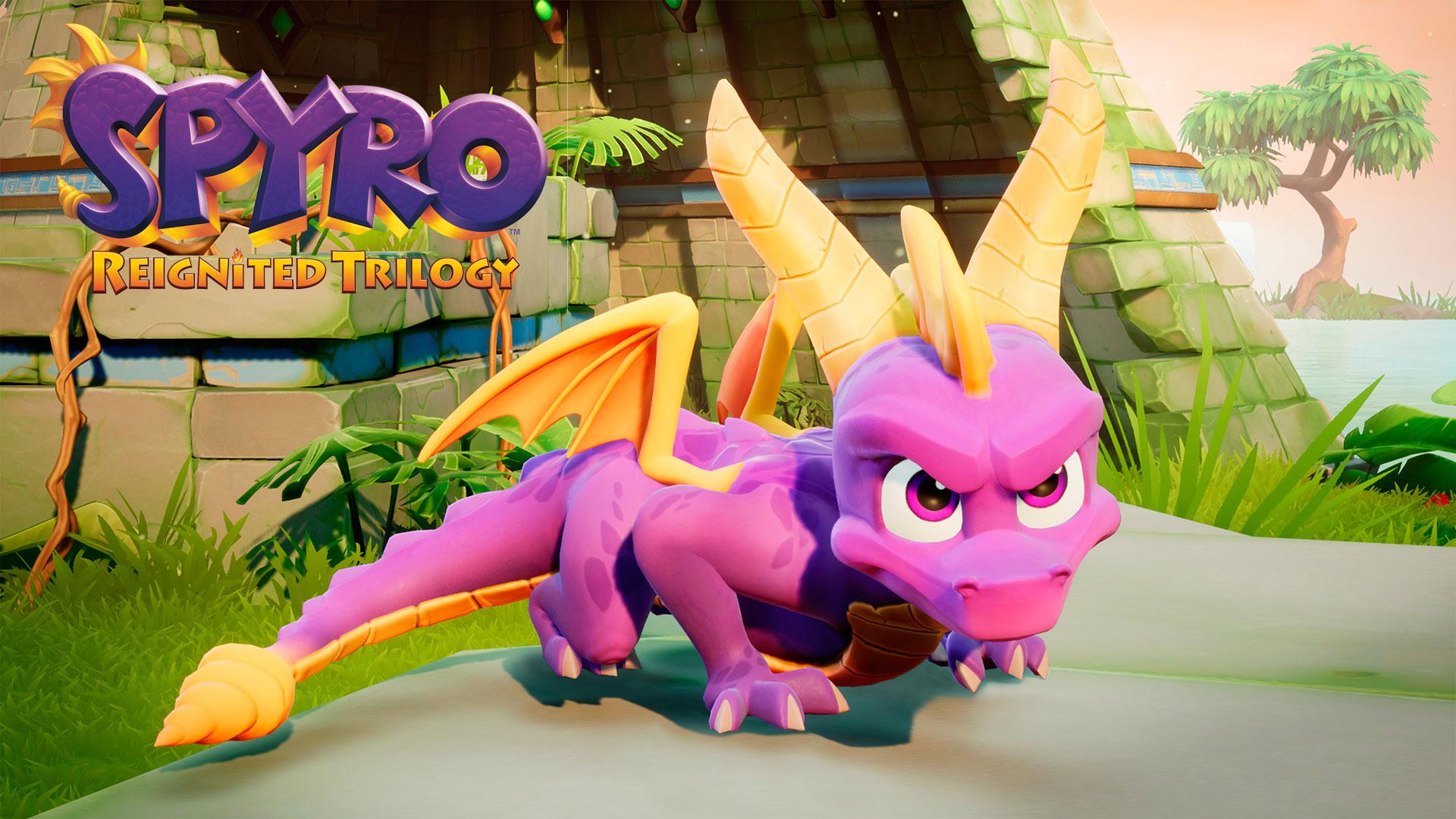lanzamiento de Spyro Reignited Trilogy