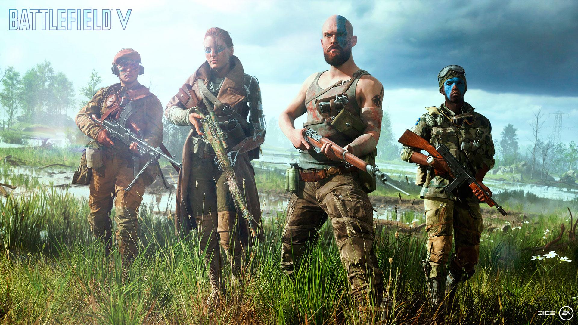 Battlefield V Anuncio 10