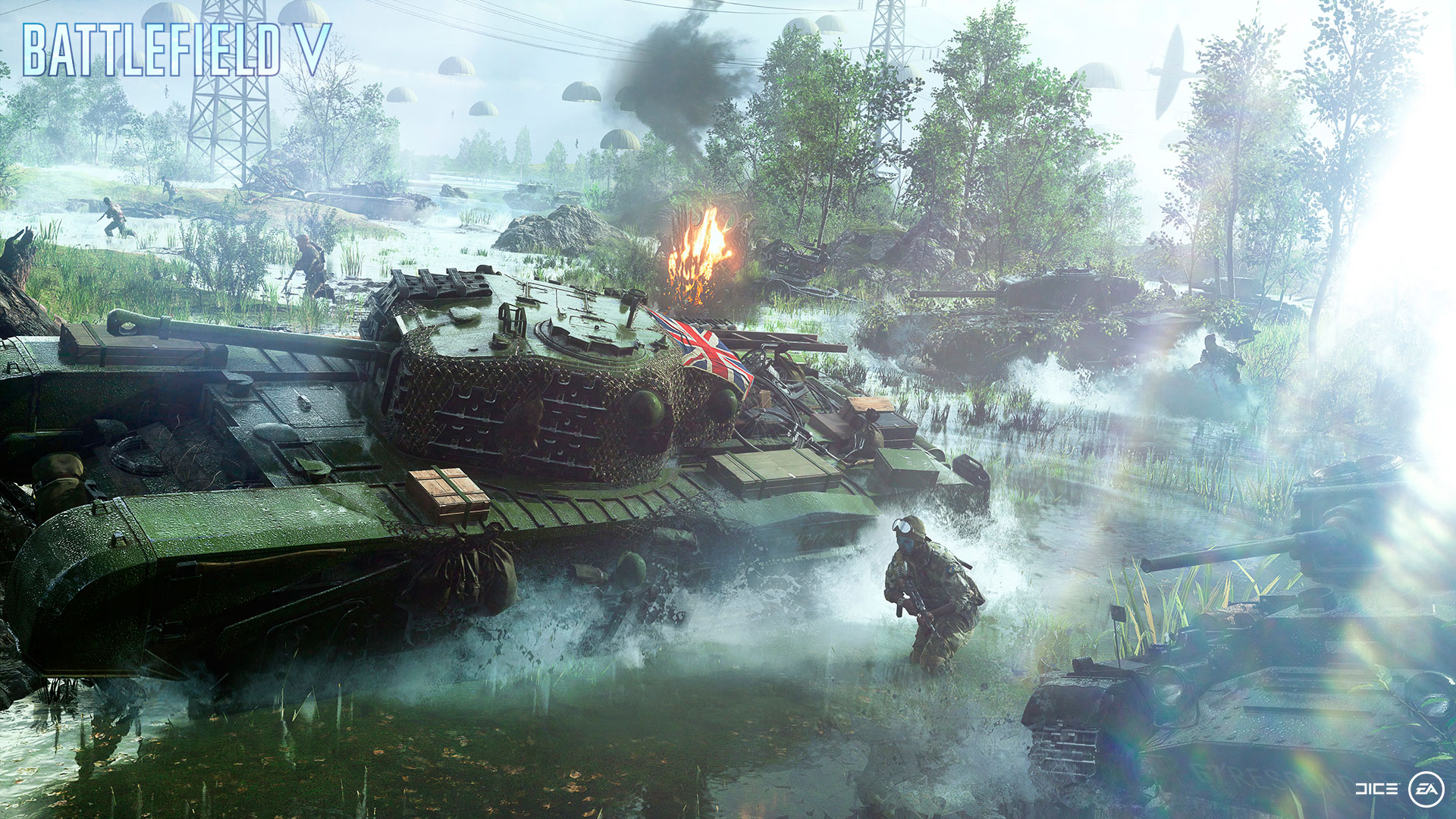 Battlefield V Anuncio 2