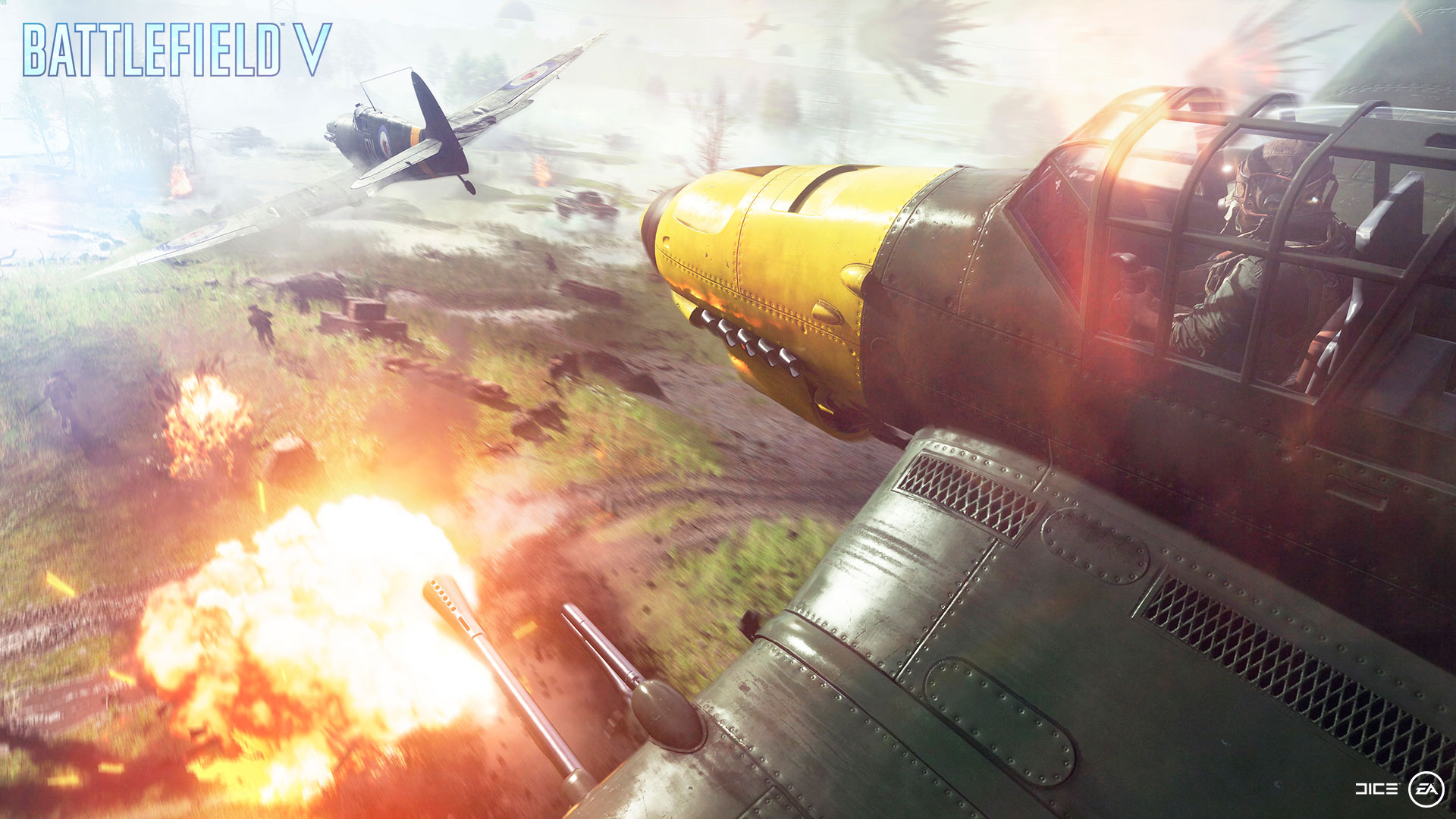Battlefield V Anuncio 7