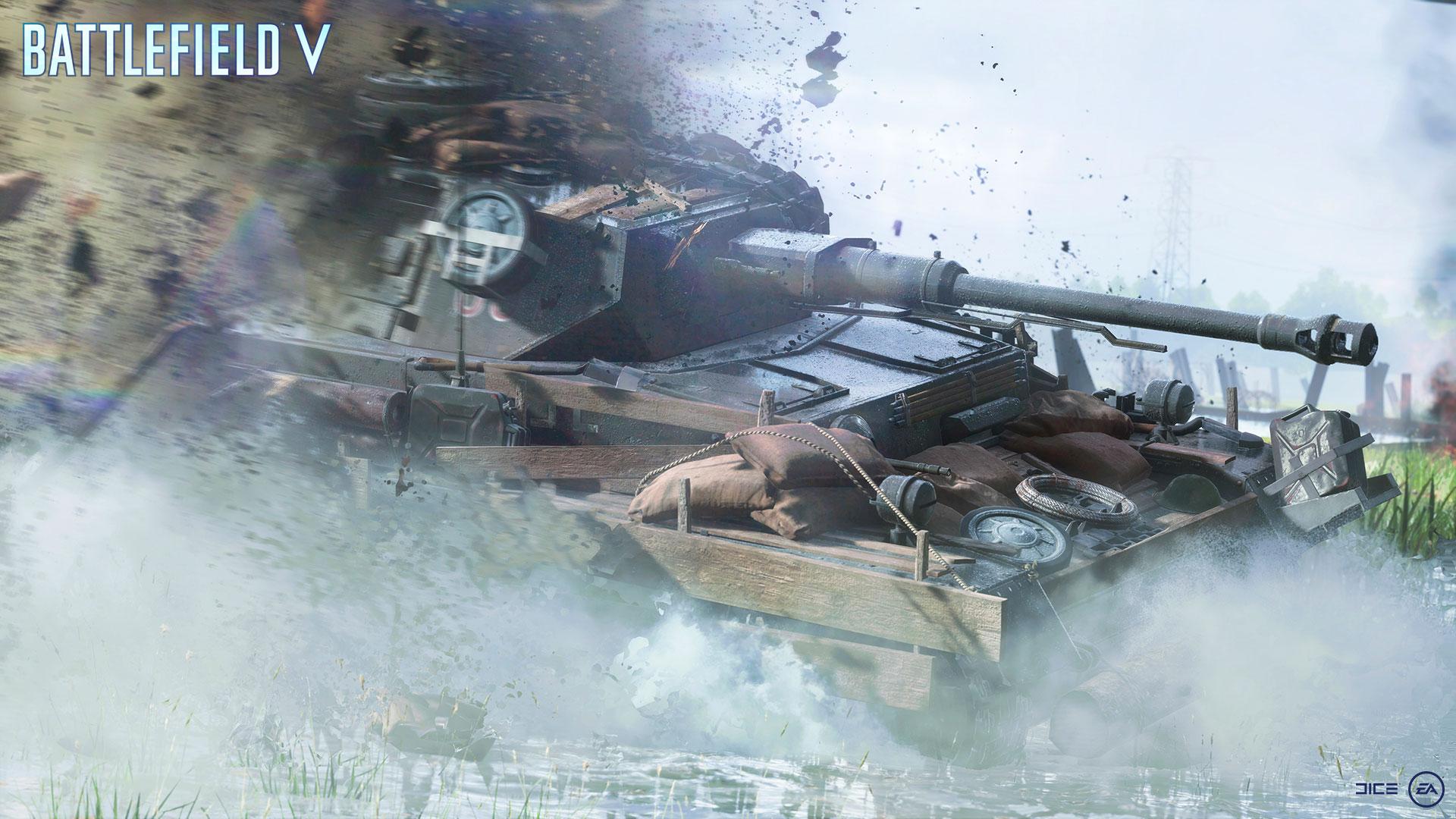 Battlefield V Anuncio 8