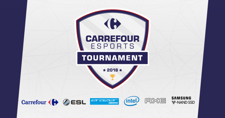 Carrefour eSports Tournament
