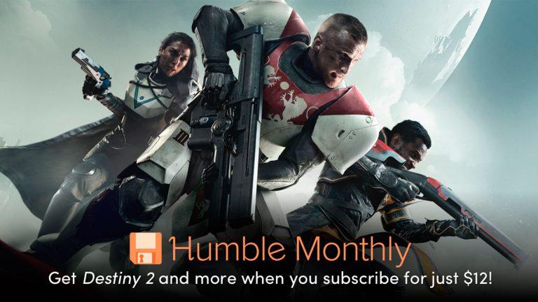 Humble Monthly Bundle de junio 2018