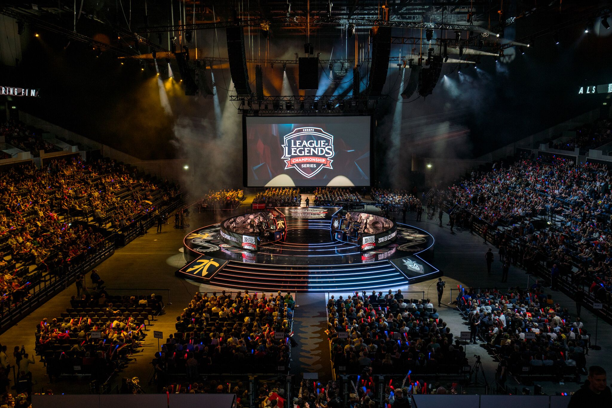 League Of Legends Europe