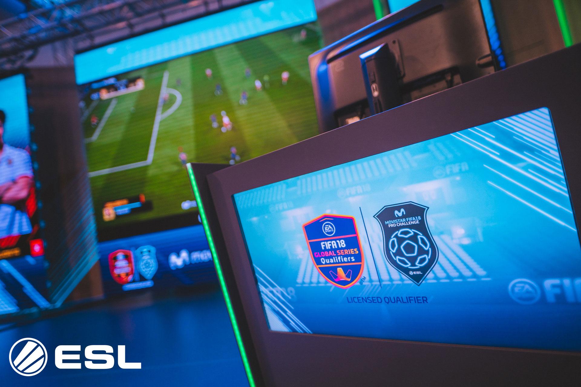 Movistar FIFA 18 ESL Pro Challenge Final