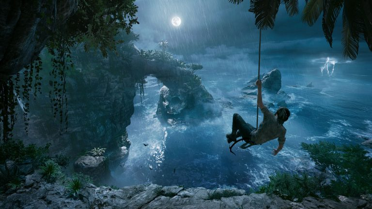 versión de PC de Shadow of the Tomb Raider