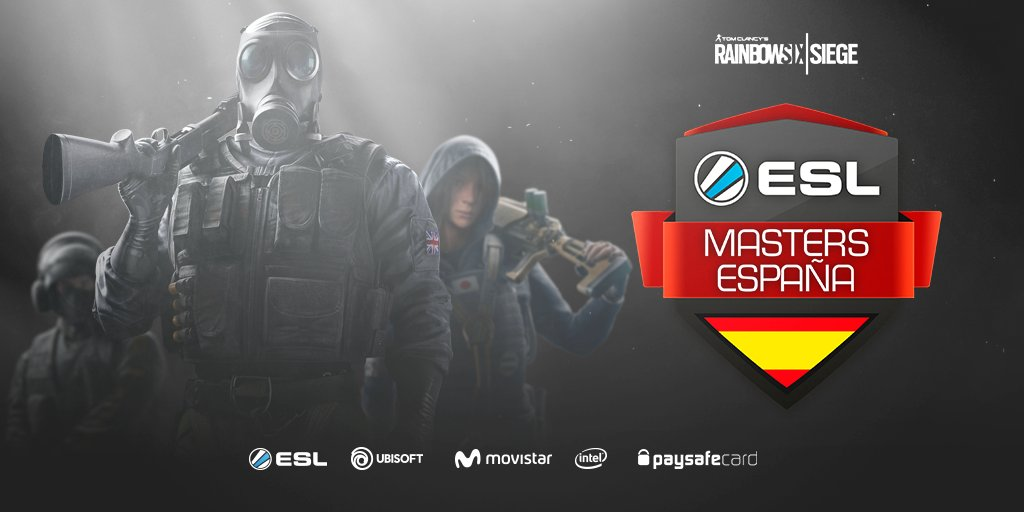 ESL Masters Rainbow Six