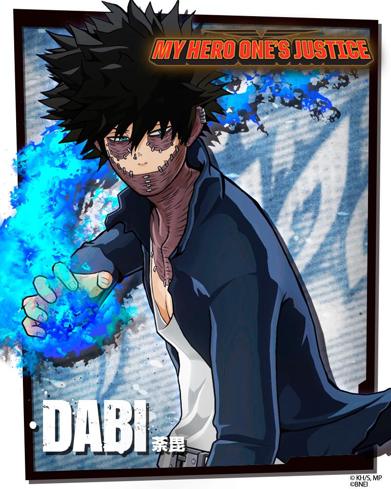 My Hero Ones Justice Dabi y Himiko 2