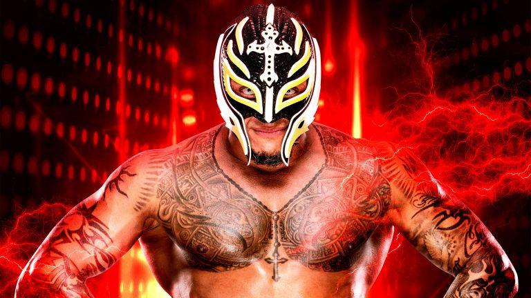Rey Mysterio estará en WWE 2K19