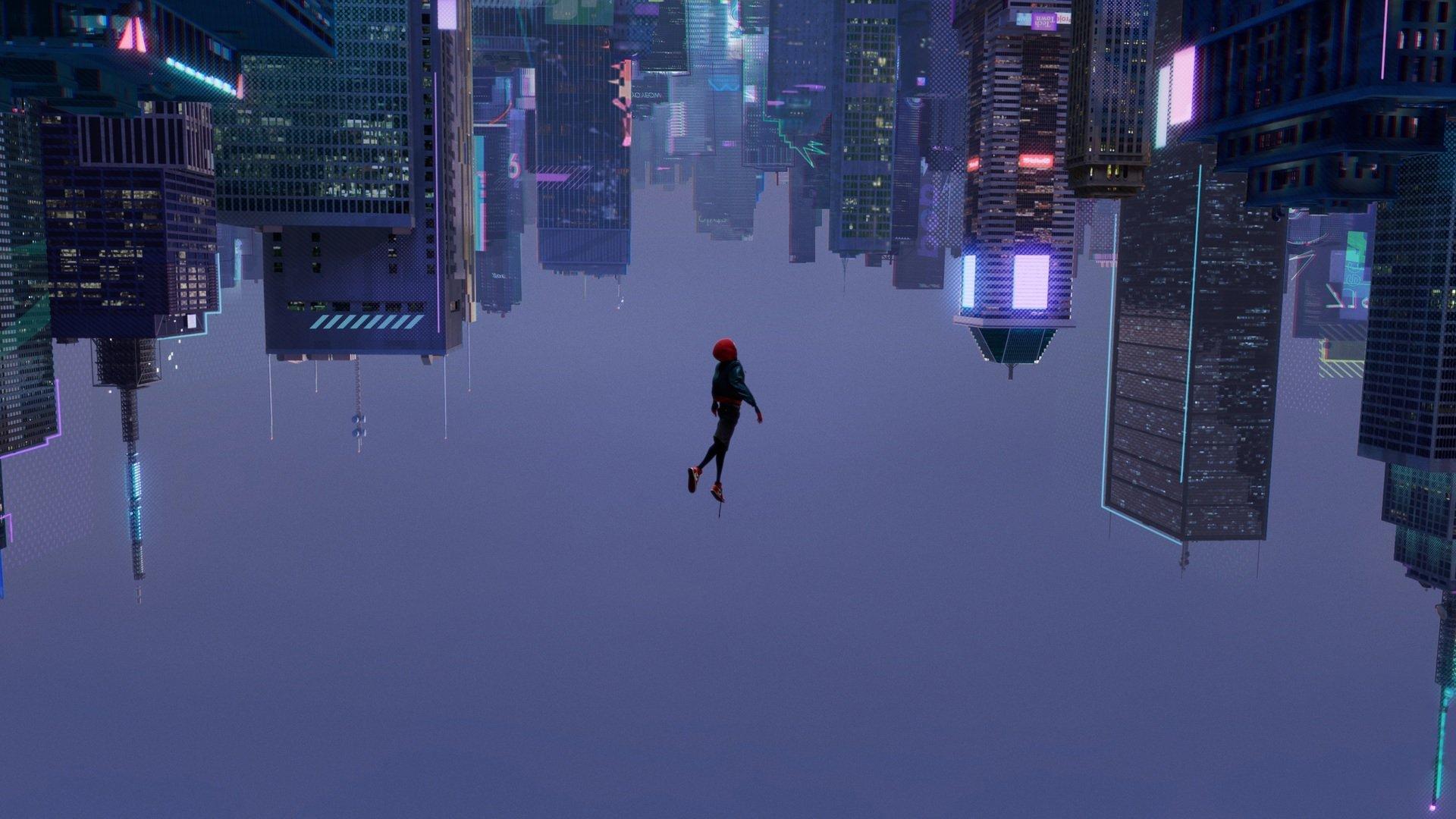 tráiler oficial de Spider-Man: Un Nuevo Universo