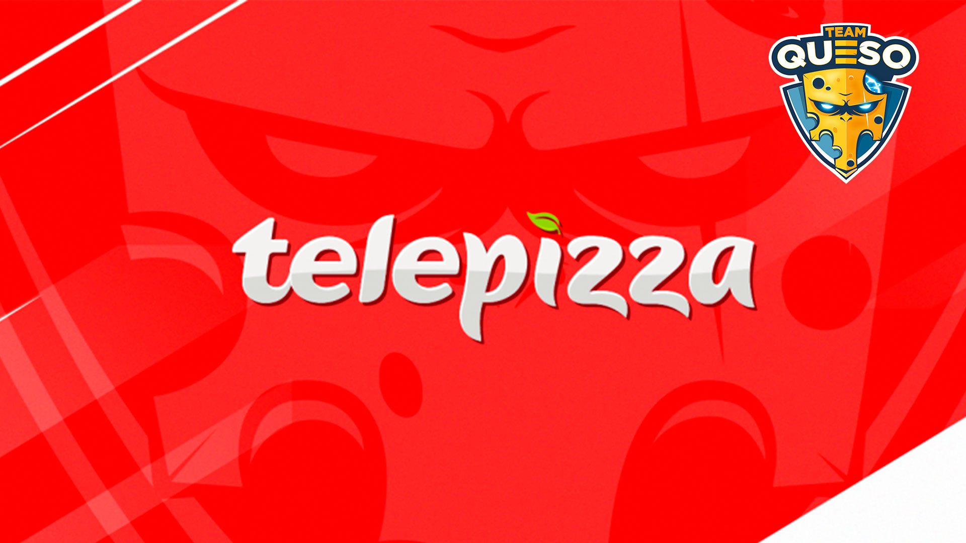 Telepizza se une al Team Queso