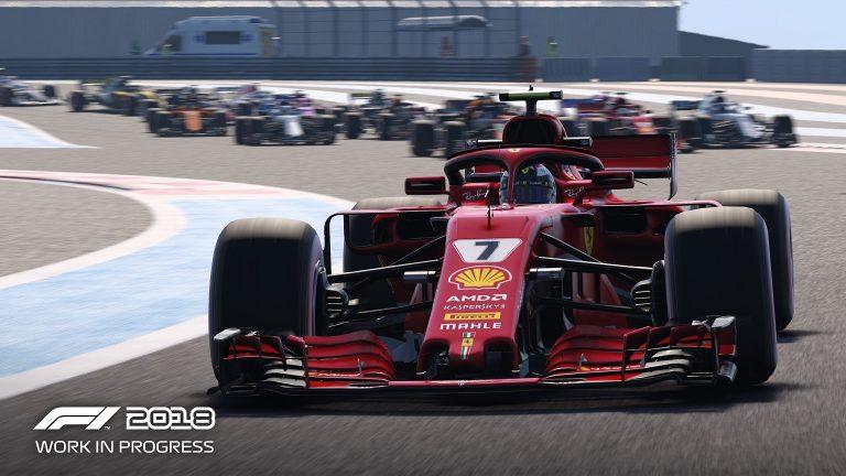 Hockenheim con F1 2018