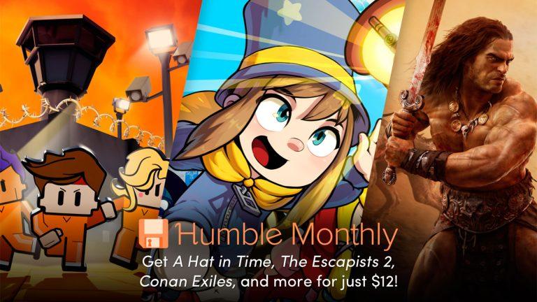 Humble Monthly Bundle de agosto 2018