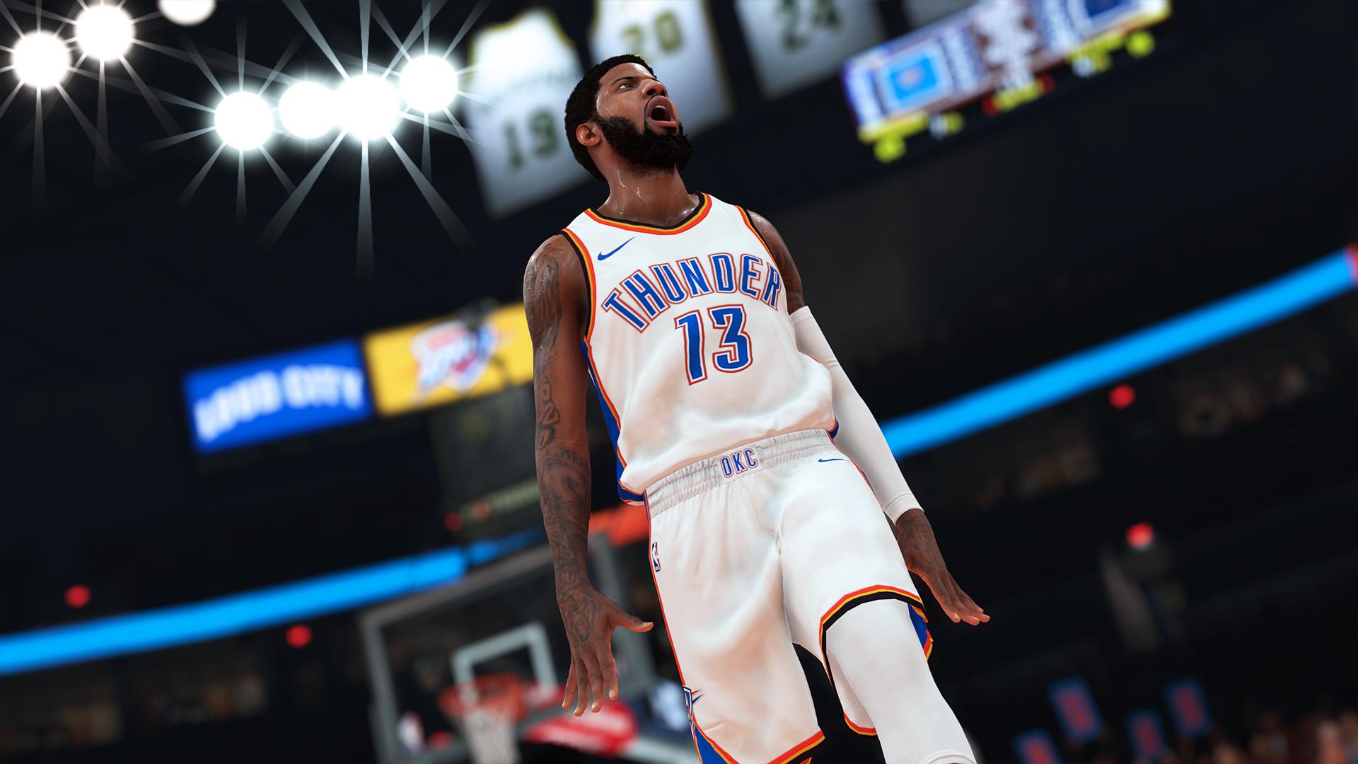 NBA 2K19 THUN