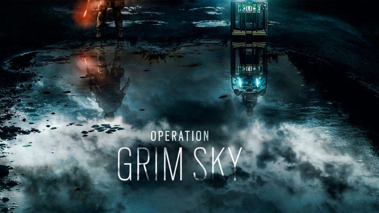 Rainbow Six Siege: Operation Grim Sky