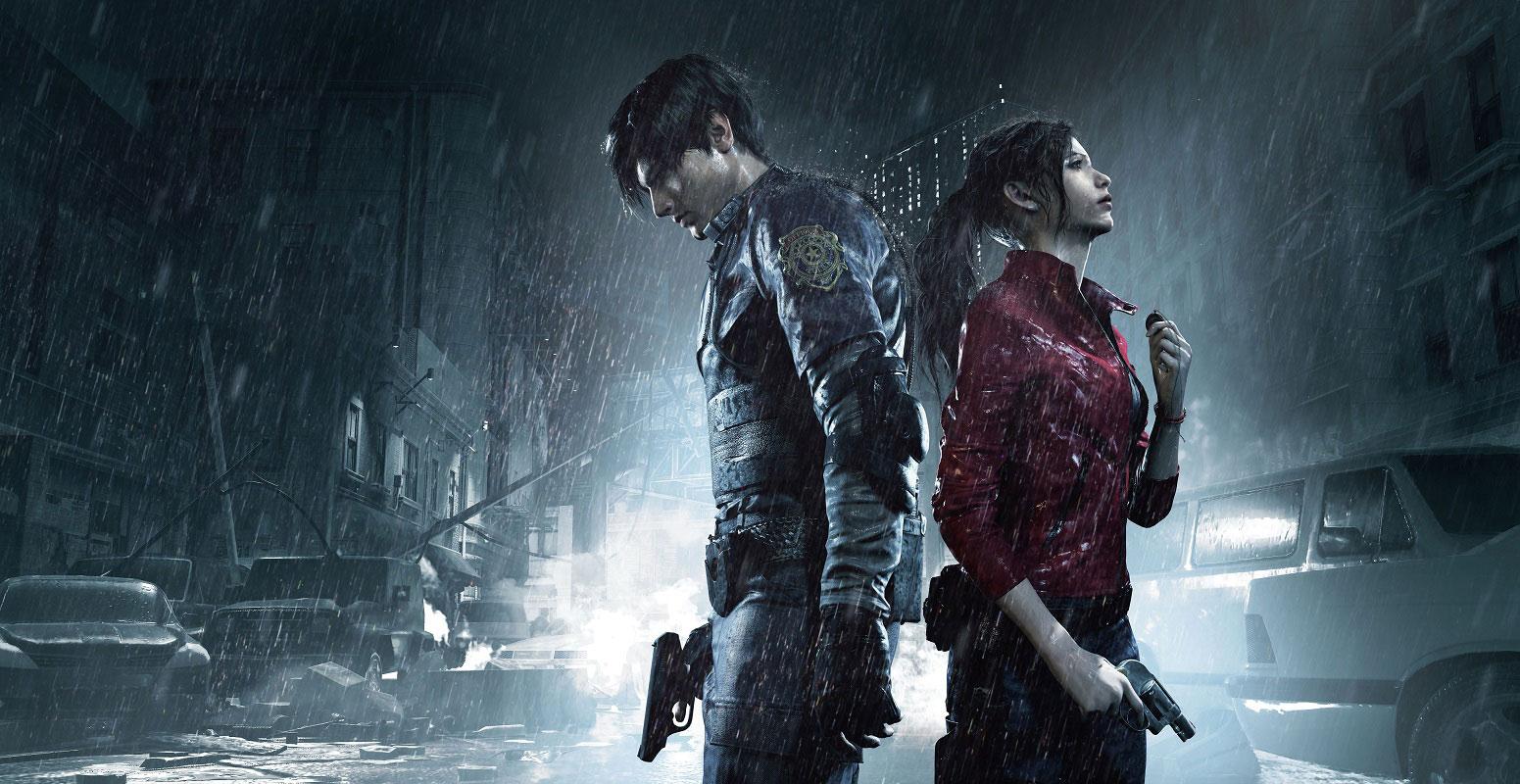 Resident Evil 2 Gamescom 2018 1