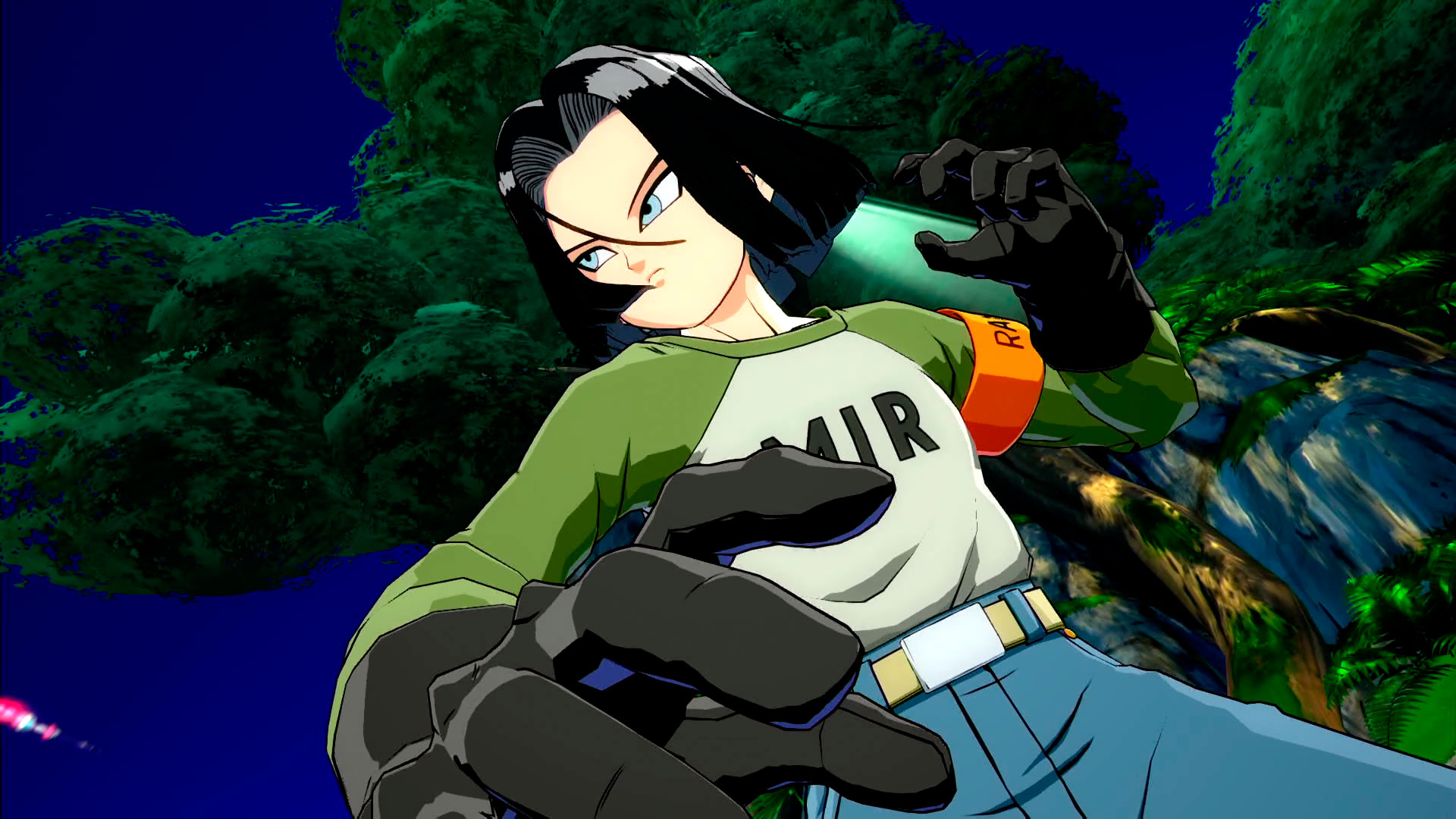 DRAGON BALL FighterZ Androide 17