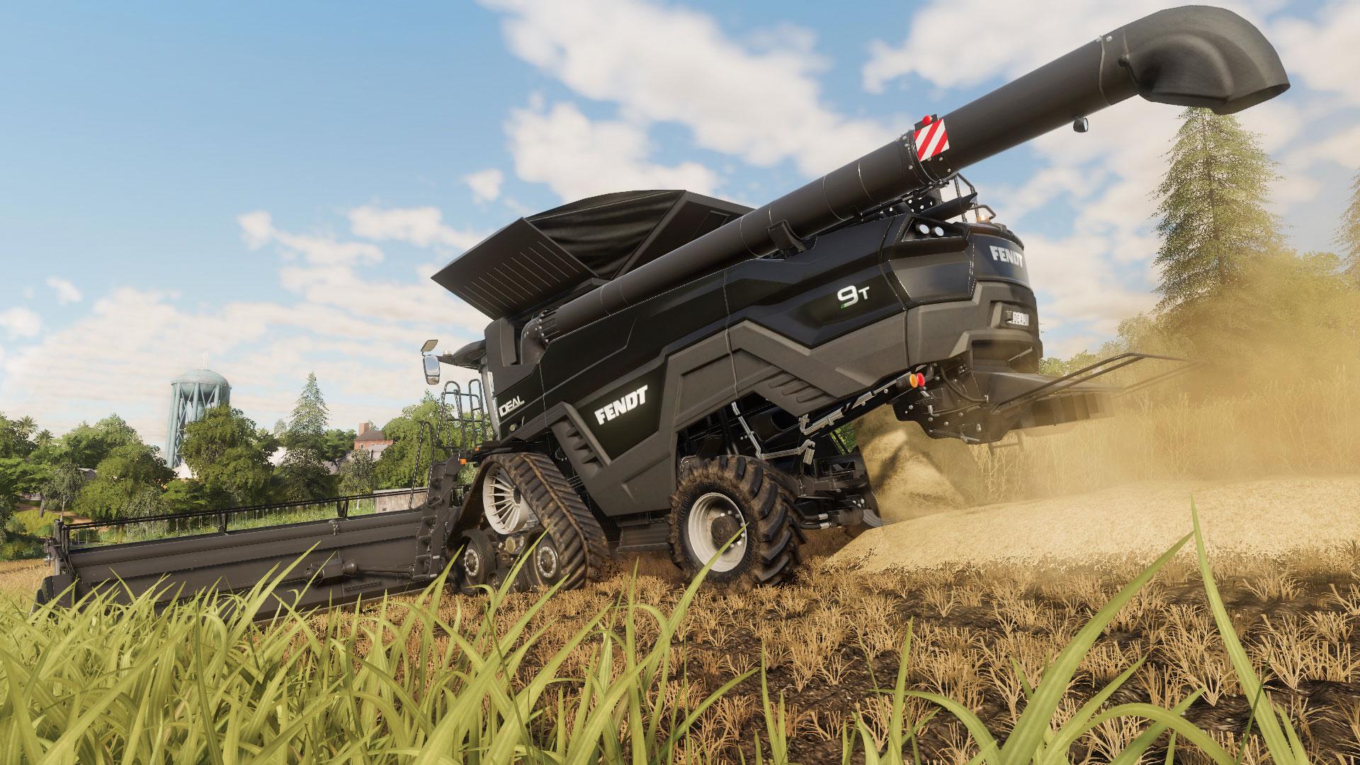 Farming Simulator 19 21d