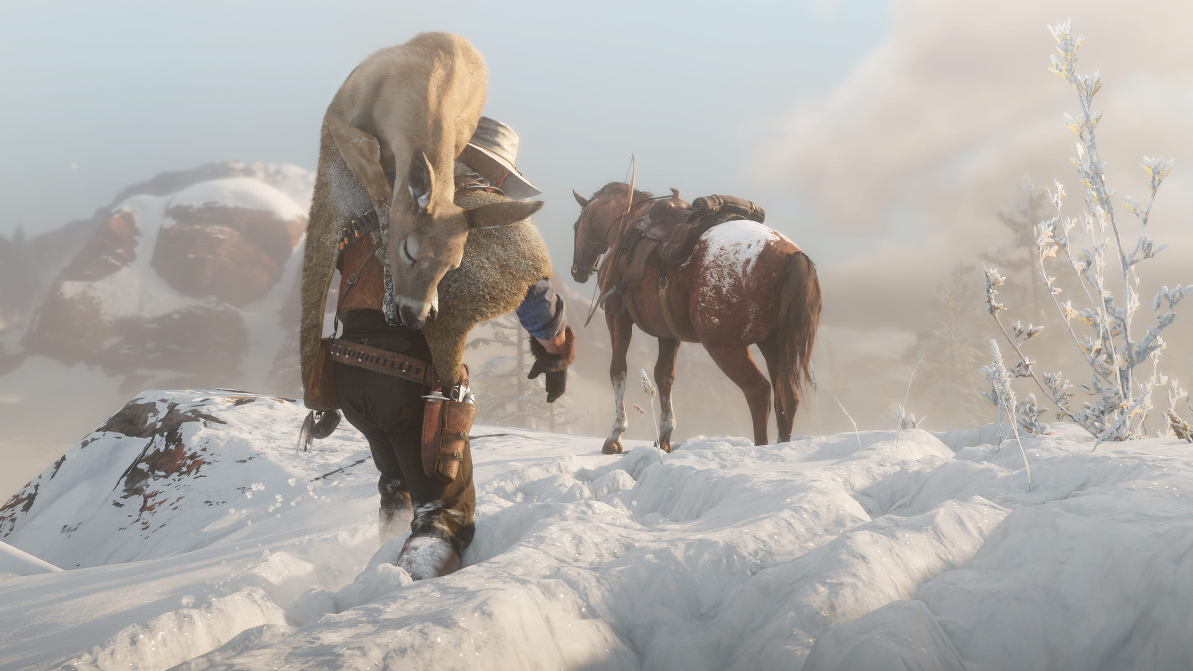 Red Dead Redepmtion 2 Caballos 3