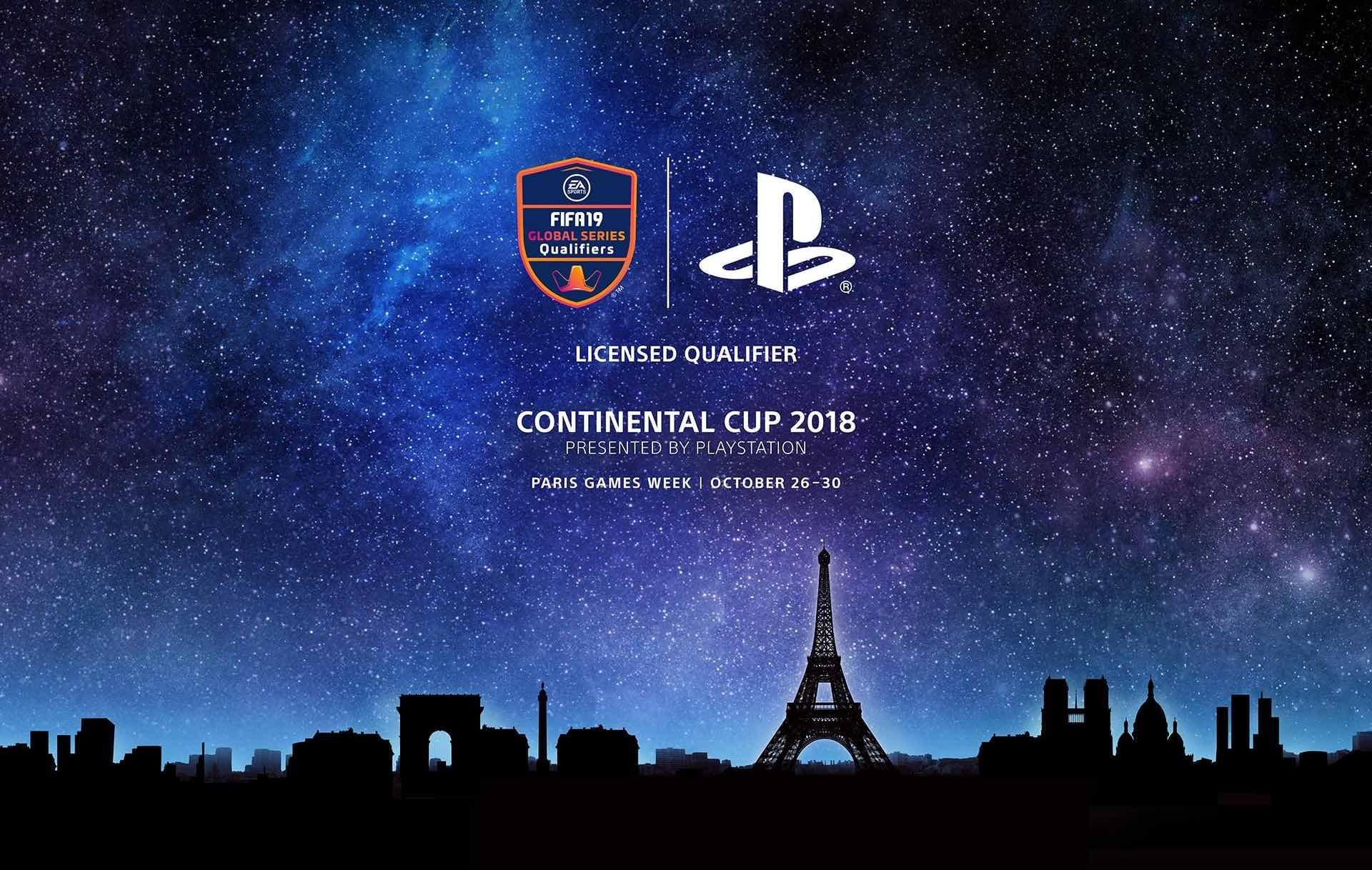 Global Series EA SPORTS FIFA 19