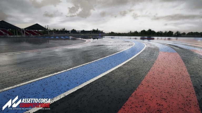 Assetto Corsa Competizione Paul Ricard