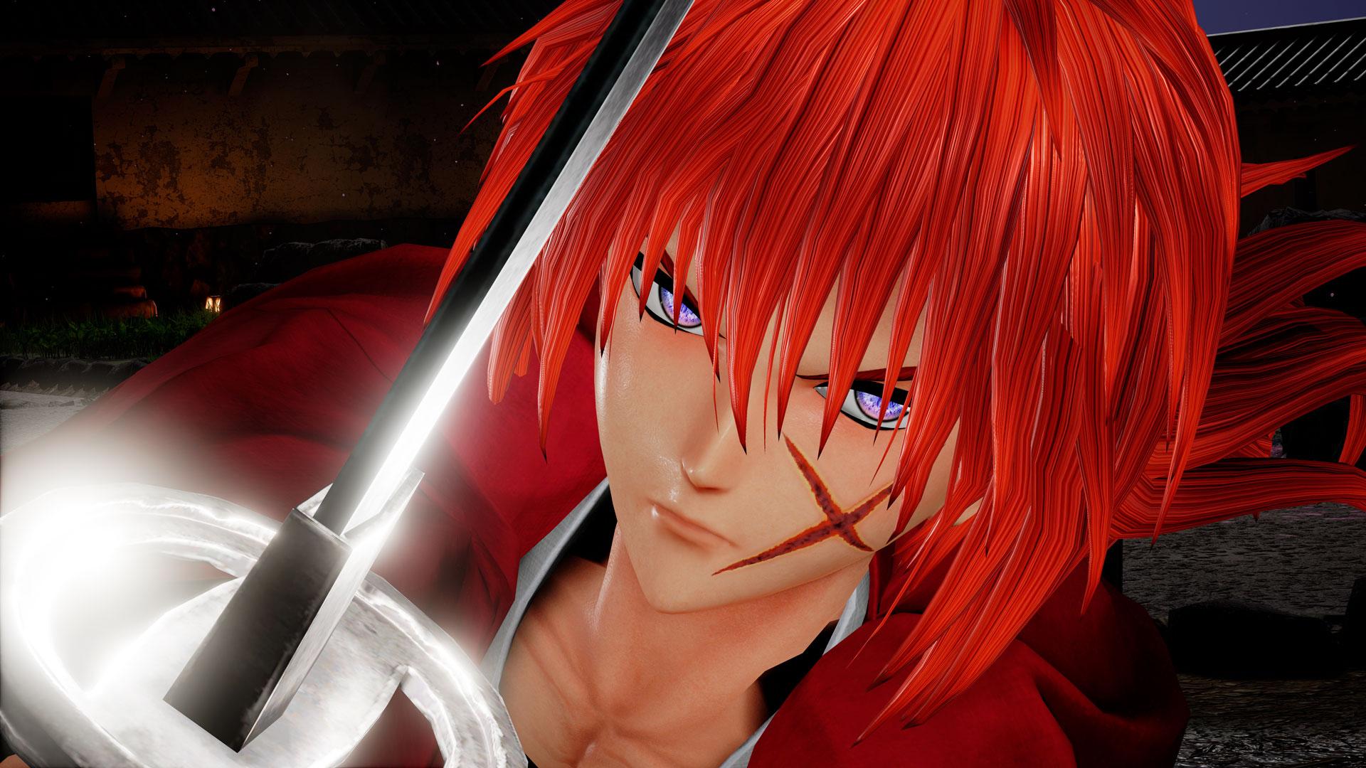 Kenshin Himura y MakotoShishio