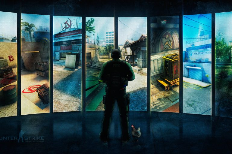 Counter Strike Global Offensive Wallpaper 1