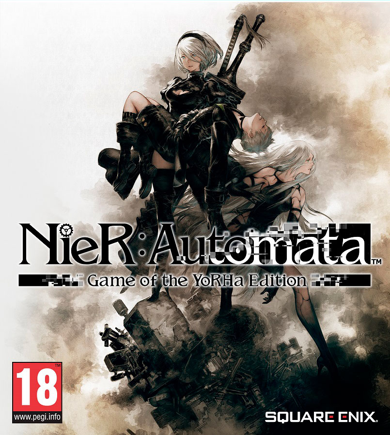 NieR:Automata Game of the YoHRa Edition