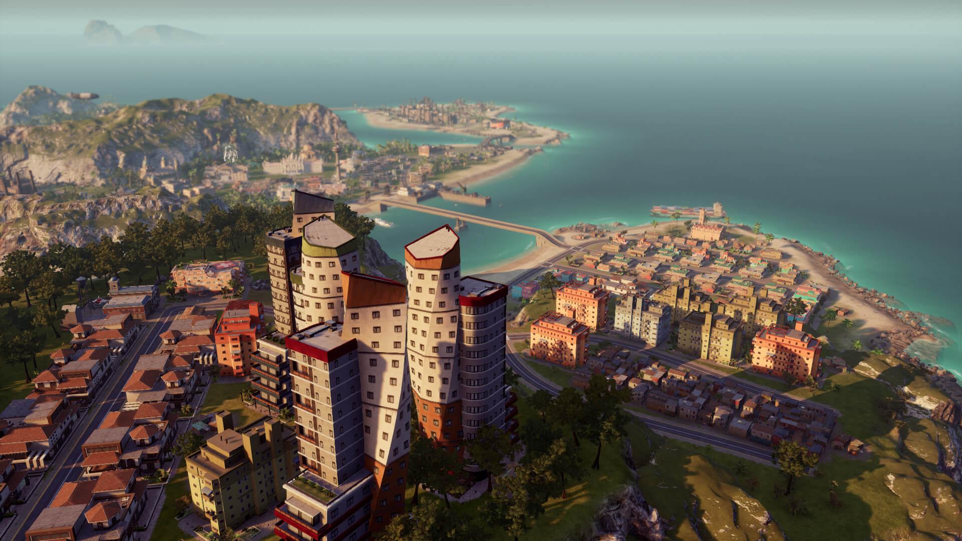 Tropico 6 Isla