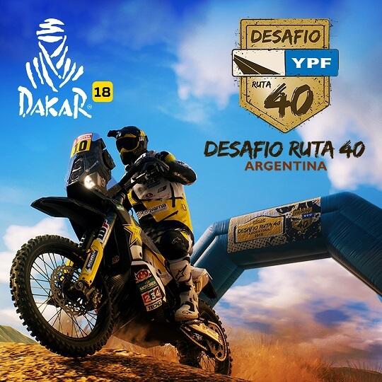Dakar 18 RUTA 40