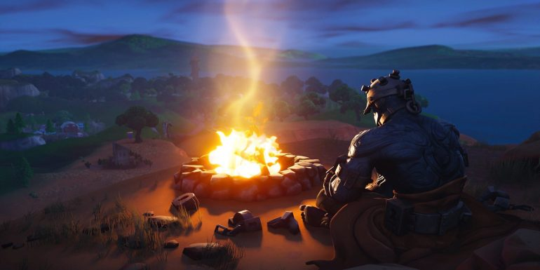 semana 10 de la temporada 7 en Fortnite