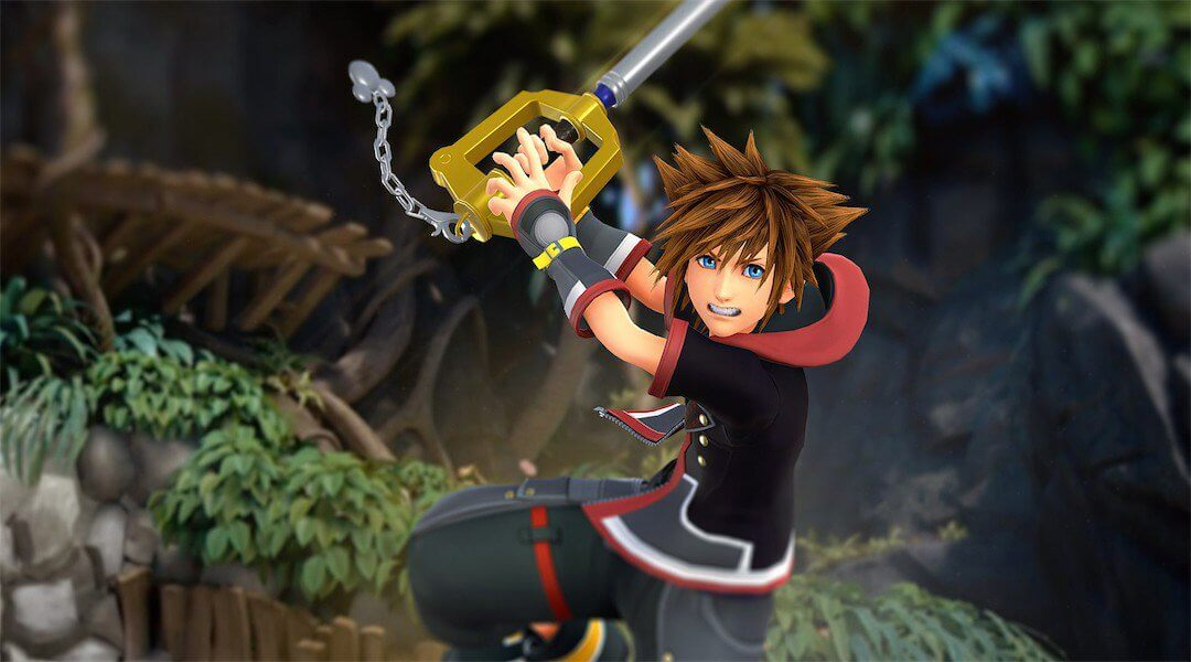 Kingdom Hearts III Llave