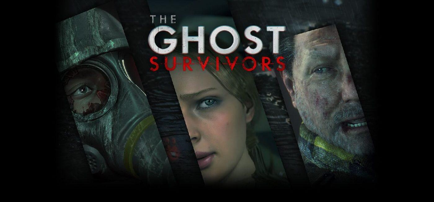 Resident Evil 2 Ghost Survivors