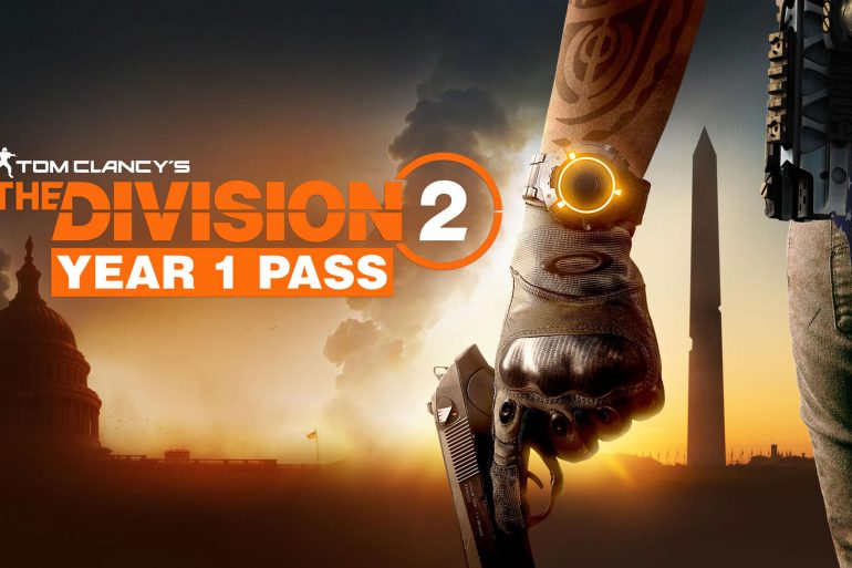 Year 1 de Tom Clancy's The Division 2