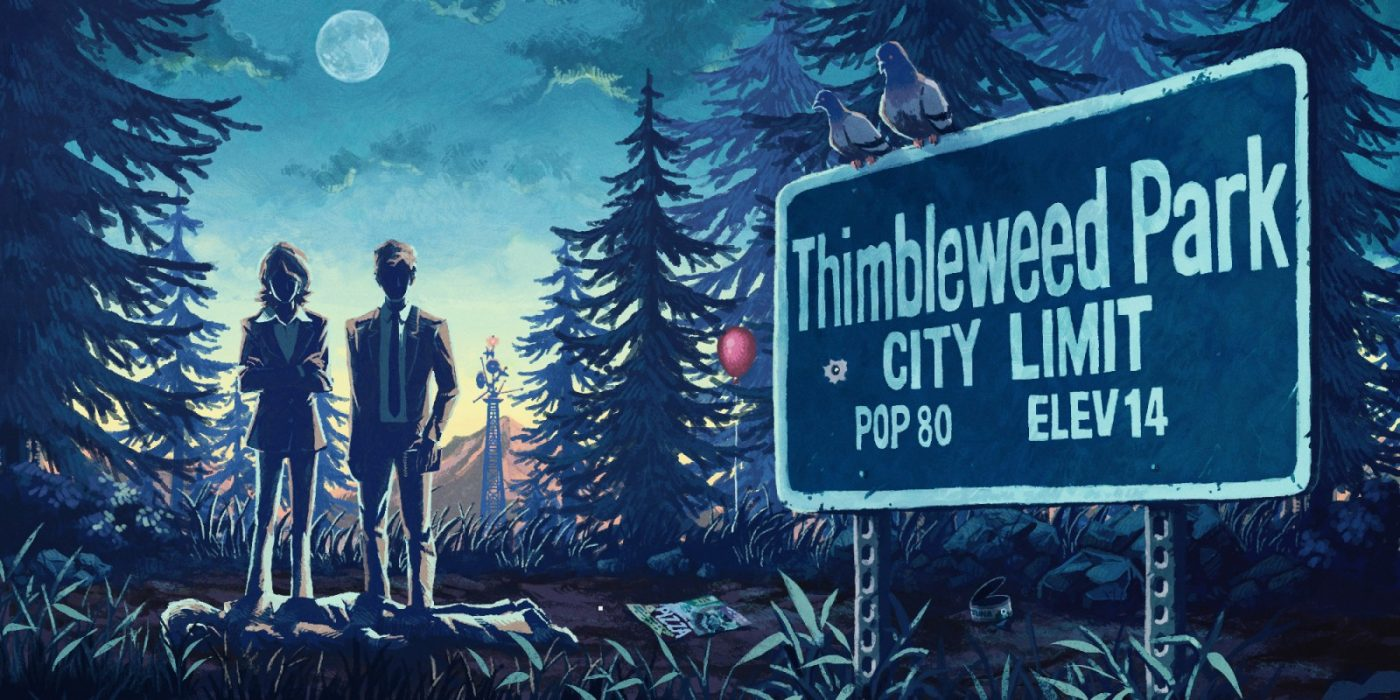 Thimbleweed Park gratis para PC