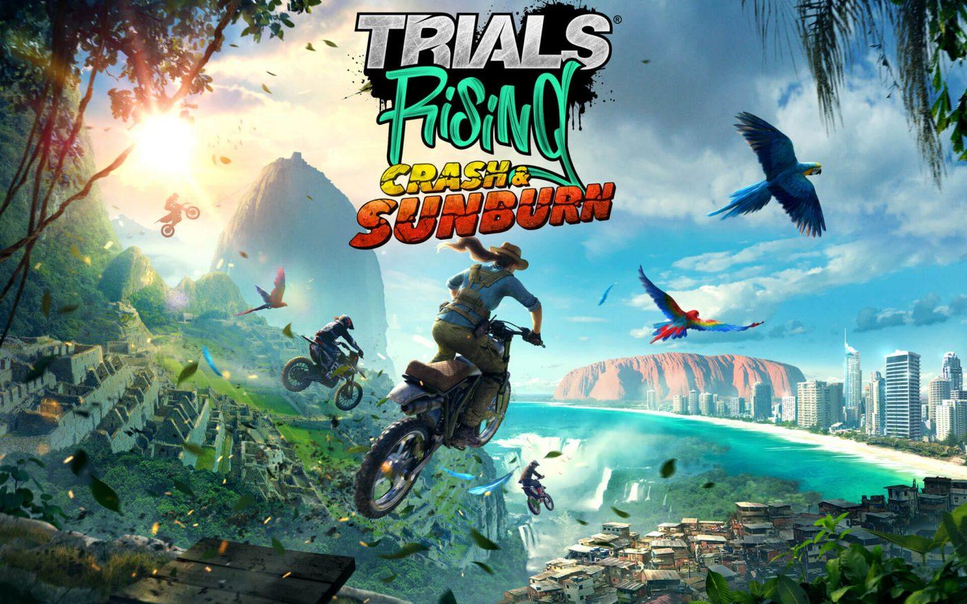 Trials Rising Postlanzamiento 1