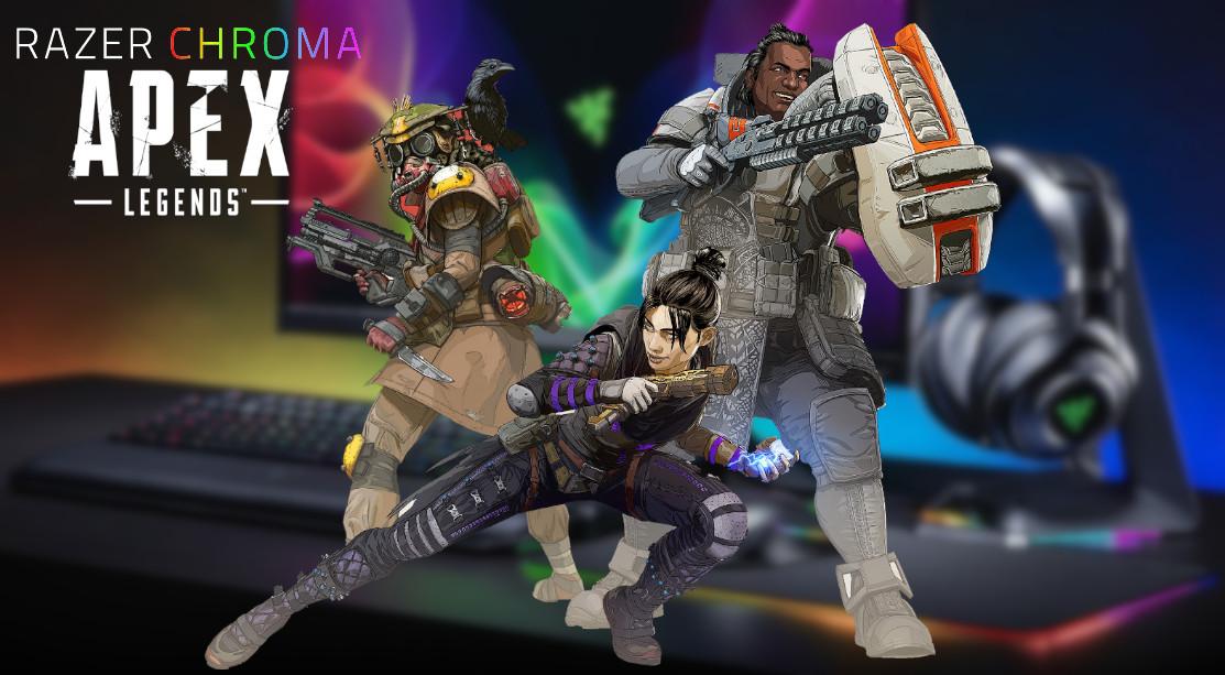 APEX Legends Razer Chroma