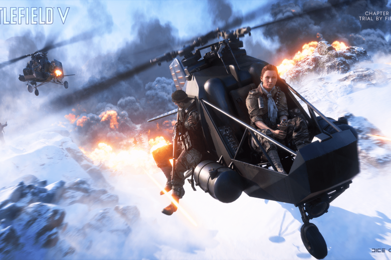 Battlefield V Firestorm 1