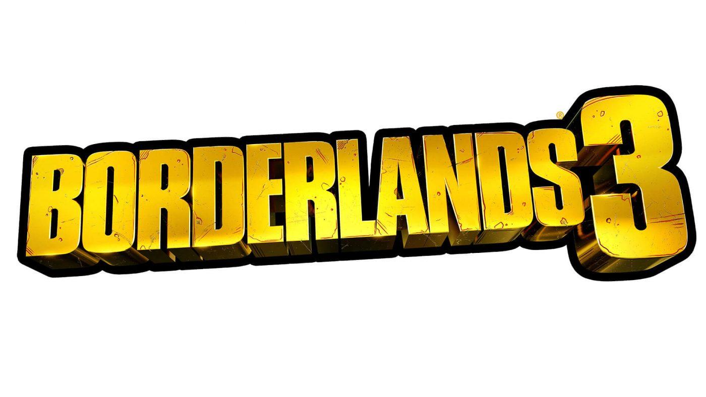 Borderlands 3 Logo Anuncio