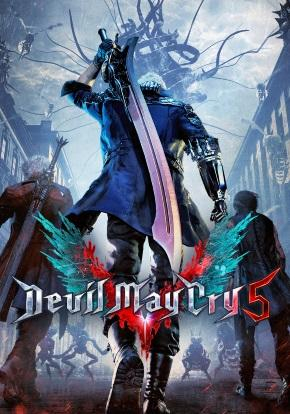 Devil May Cry 5 Análisis Cover