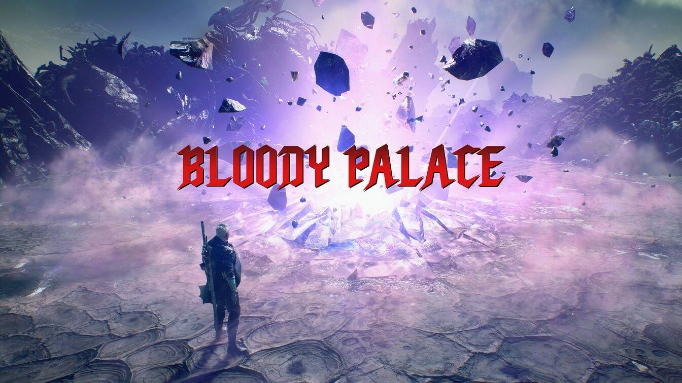 Palacio Sangriento de Devil May Cry 5