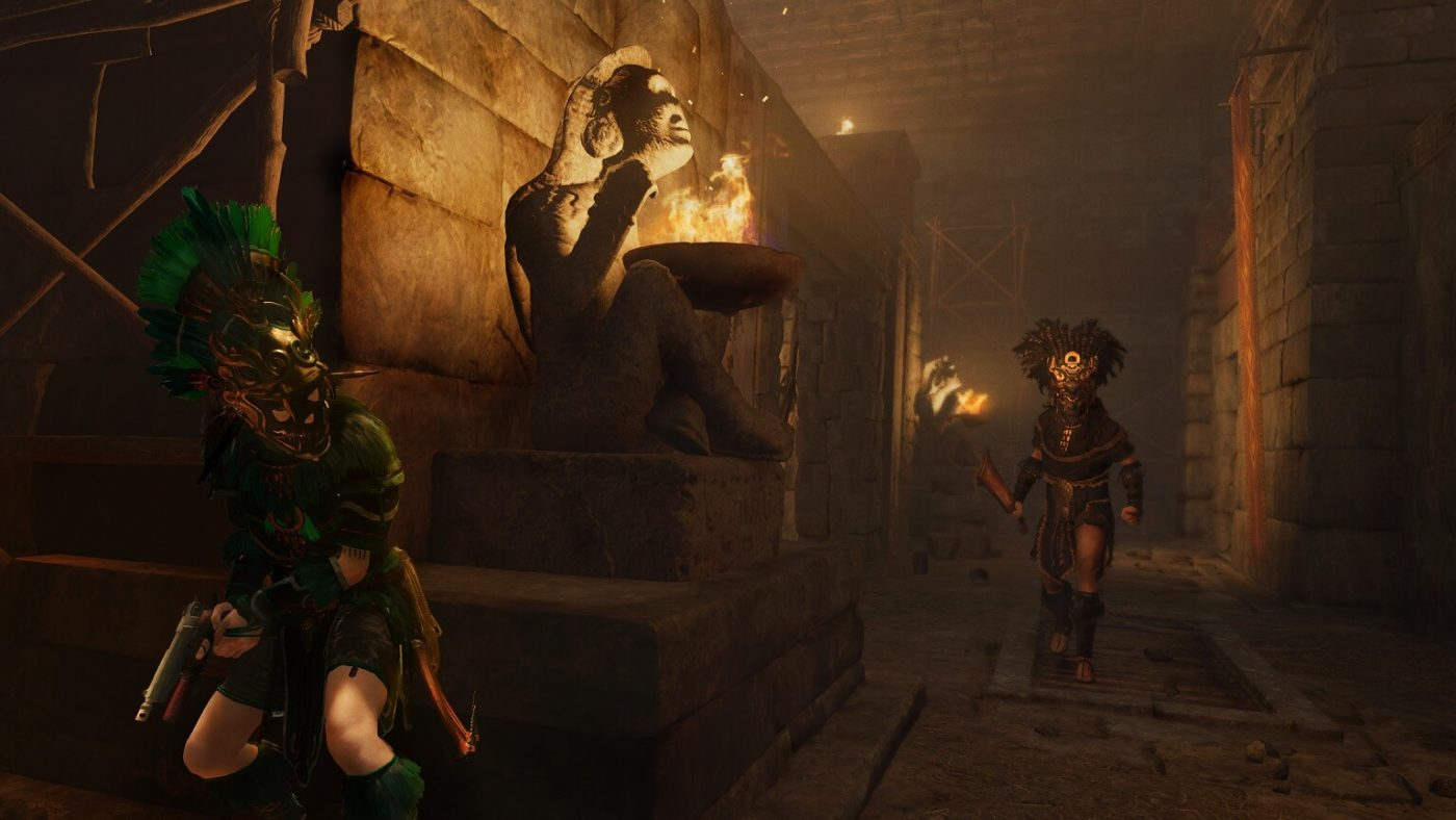 Shadow of the Tomb Raider El corazón de la serpiente