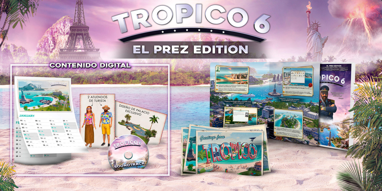 El Prez Edition