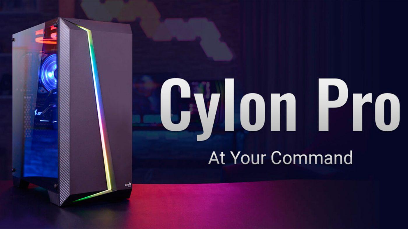 AeroCool Cylon Pro Anuncio 1