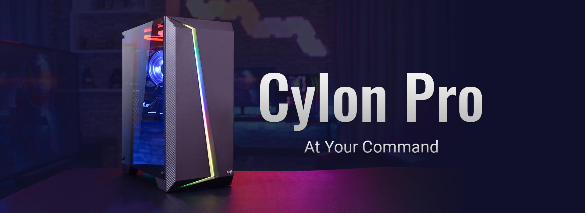 AeroCool Cylon Pro Anuncio 2