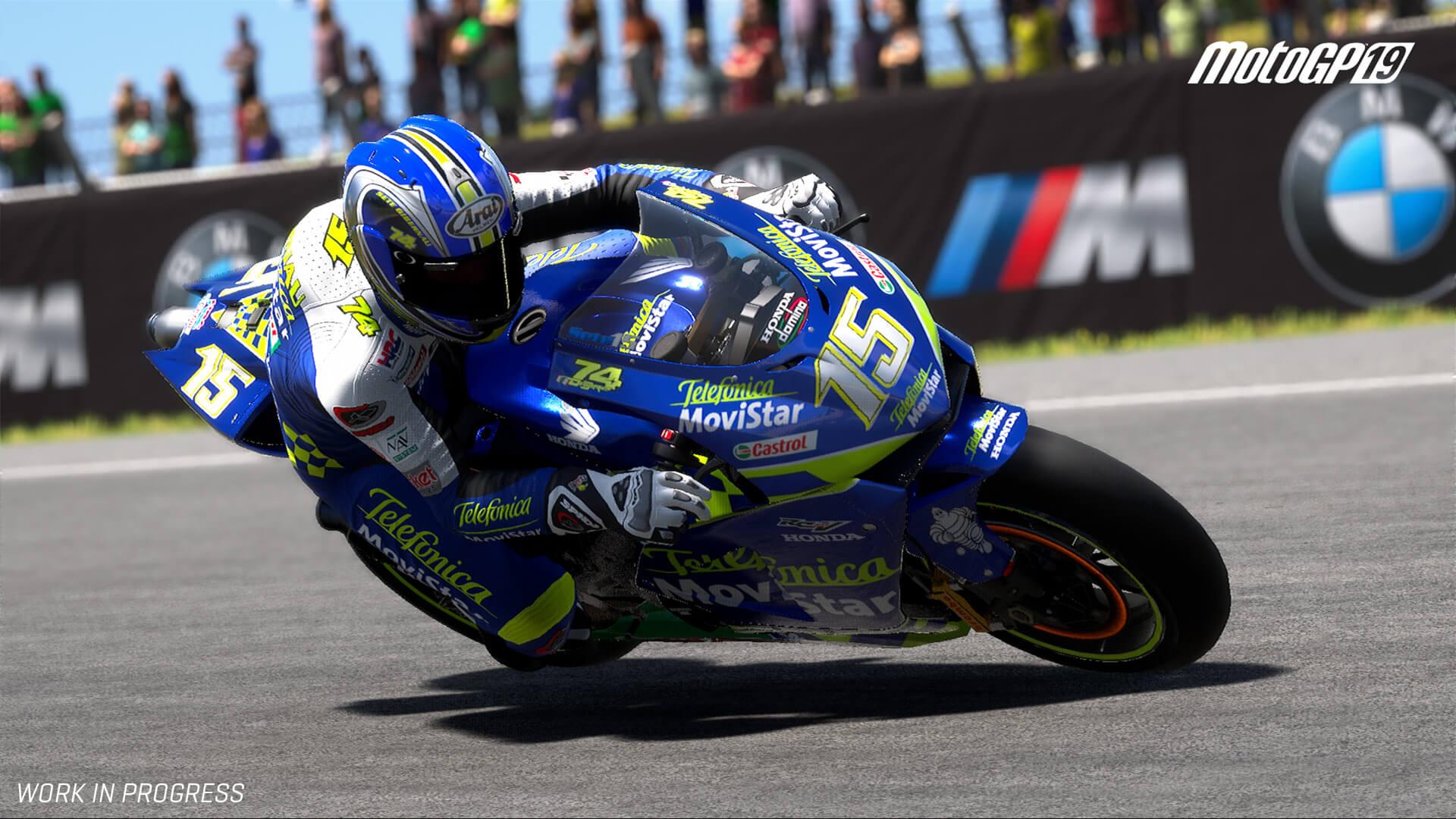 MotoGP 19 Historica 1