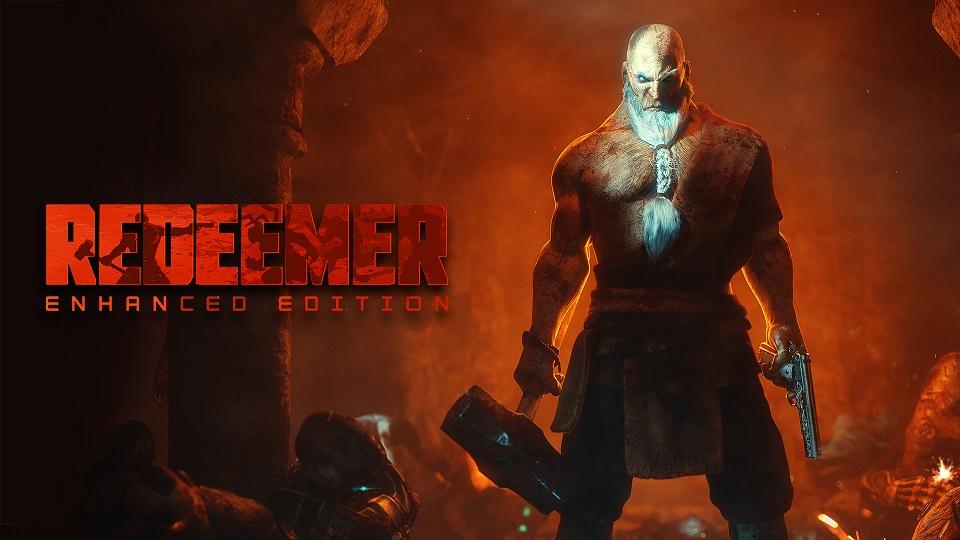 Redeemer Enhanced Edition Art